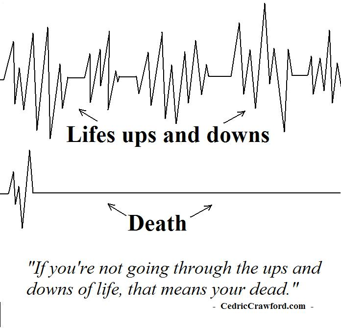 Life is full of ups and downs essays
